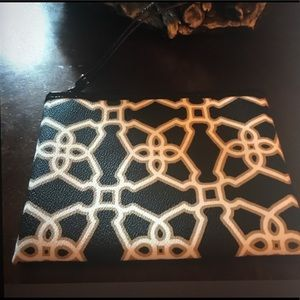 kate spade Geometric Print Wristlet